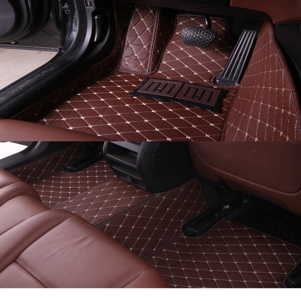 Car floor mats special for Audi A4 B5 B6 B7 B8 allraod Avant 5D car-styling carpet floor liners (1994-present)Car floor mats special for Audi A4 B5 B6 B7 B8 allraod Avant 5D car-styling carpet floor liners (1994-present)