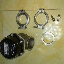 50 мм турбо мусорное отверстие 13psi и 8 psi пружины внутри синий или черный