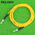 KELUSHI 2016 3 meters ST-ST Single-mode fiber jumper ST fiber optic pigtail jumper cable network NEW fast shipping