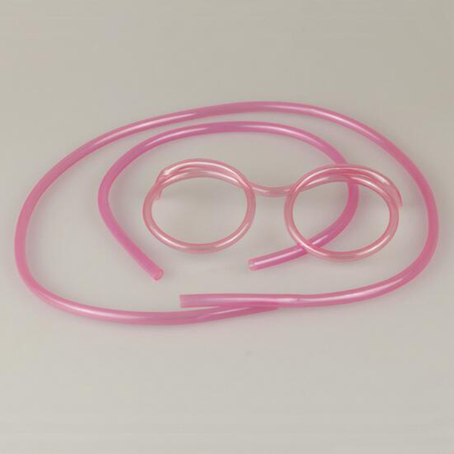 Funny Plastic Flexible Drinking Glasses