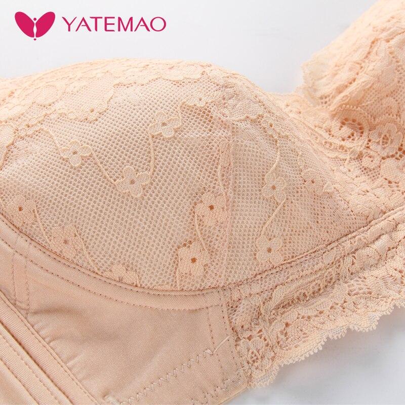 YATEMAO Cotton Maternity Nursing Bras Pregnant Breastfeeding Pregnancy Women Breast Feeding Bra soutien gorge allaitement