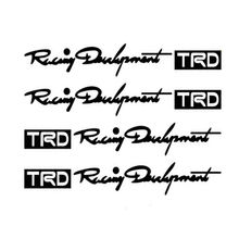 Buy Trd Decal Sticker And Get Free Shipping On AliExpresscom - Vinyl decals for race carspopular trd vinyl decalbuy cheap trd vinyl decal lots from china