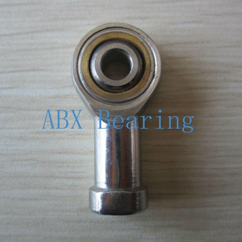 SI16T//K Metal Female Thread Self-lubricating Rod End Bearing 16mm