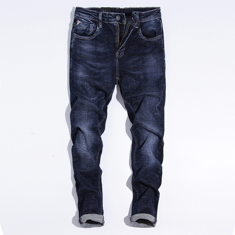2017 new men jeans autumn and winter models men young men trousers straight casual Slim denim pants fashion cotton jeans men brand techome 2016 new autumn summer fashion men jeans straight slim casual mens jeans men pants cotton men clothing trousers