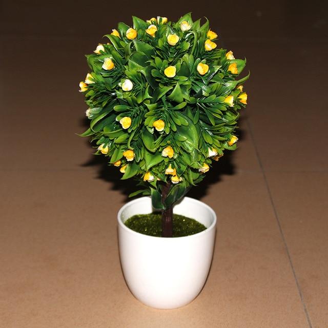 Producenci Sprzedają Domu Kwiaty Doniczkowe Symulacji Roślin Rośliny