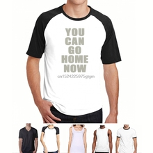 f839c2c41 Comfortable You Can Go Home Now - Stylisches T-Shirt Stylisches T Shirt  Print Tee
