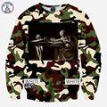 Mr.1991INC Camouflage WHITE style men 3d sweatshirt print skulls letters WHITE number 13 lovely hoodies long sleeve autumn tops