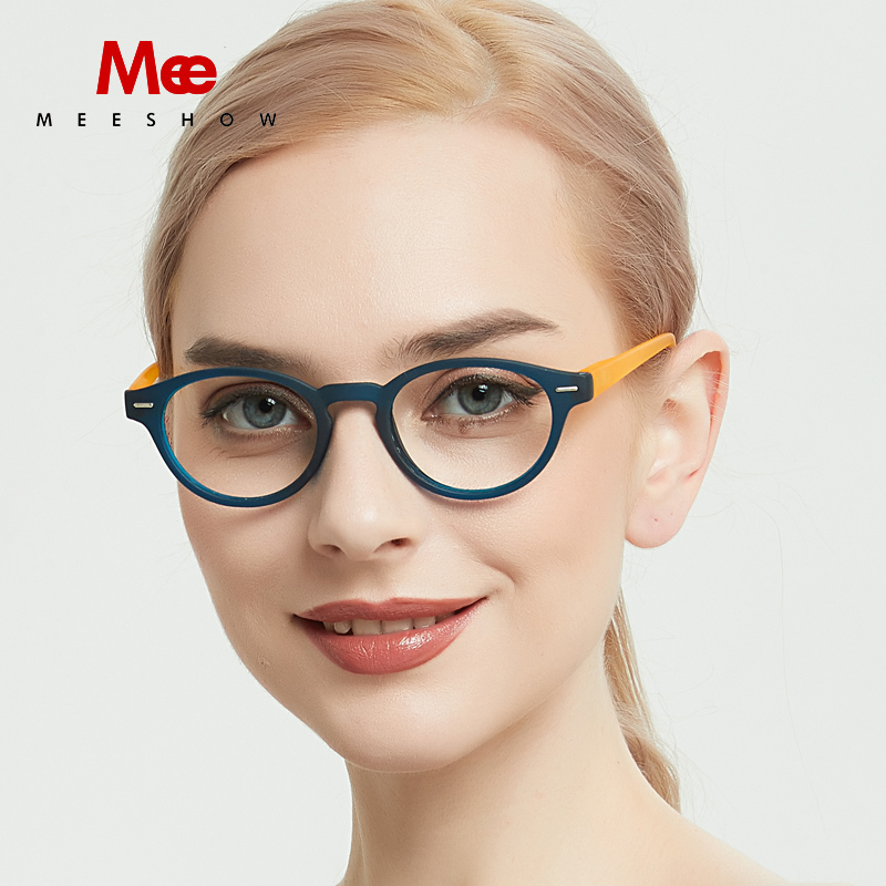 Meeshow Retro <font><b>Reading</b></font> <font><b>glasses</b></font> Women cat <font><b>glasses</b></font> with diopter Retro Europe style quality <font><b>Men</b></font> eye <font><b>glasses</b></font> +<font><b>2.25</b></font>+1.75 +4.0 1330 image