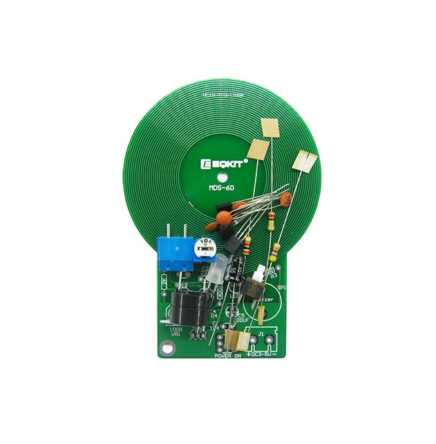 DIY Kit Metal Detector Kit Electronic Kit DC 3V 5V 60mm Non contact Sensor Board Module