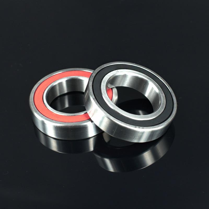2pcs /lot Engraving Machine Spindle China High Speed Sealed Ceramic Ball Bearings P4 Class 7002/7003/7005/7006/7007