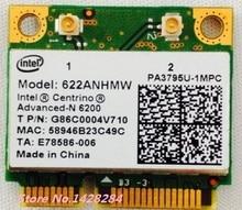 SSEA Original Neue Für Intel Centrino Advanced-n 6200 622 ANHMW 6200AGN hälfte Mini-pci-e 300 Mbps 2,4G/5 GHZ WIFI Drahtlose karte