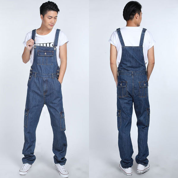 jeans mens wear Picture - More Detailed Picture about Overall ...