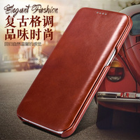 New For Samsung GALAXY S8 S8 Plus Real Genuine Leather Skin Phone Case Cover Natural Cowhide