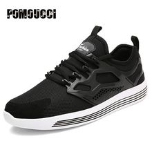 Men Running Shoes Breathable High Quality Athletic Men Trainers Luxury Branded Light Designer Sneakers Men Zapatillas Deportivas