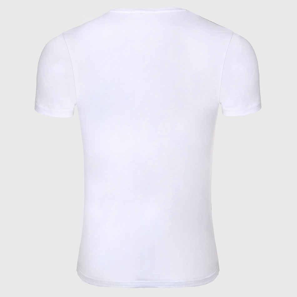 Для мужчин забавные Футболки с 3D-принтами рок уличной футболки Стиль мужской о Средства ухода за кожей Шеи хлопковая Футболка Топы корректирующие хип-хоп Новинка