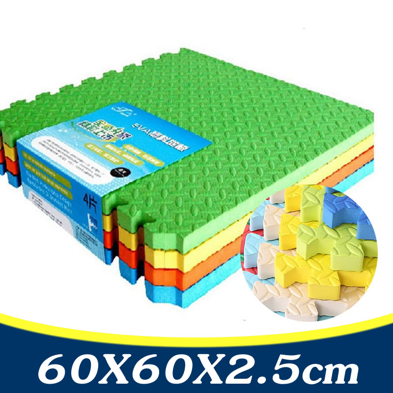 60cm Thick Baby Play Mat Baby Foam Puzzle Mat Baby Game