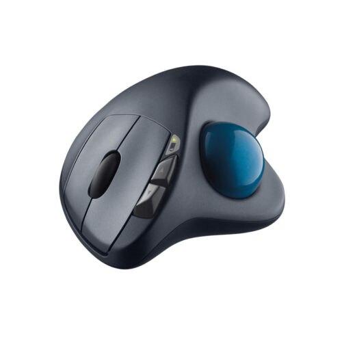 Logitech 2.4 Ghz sans fil M570 Trackballs souris verticale ergonomique souris de jeu sans boîte de vente au détail - 2