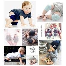 1 пара детских наколенников; детская безопасная подушка для ползания; гетры для малышей; утепленные Наколенники; защита для малышей; наколенники