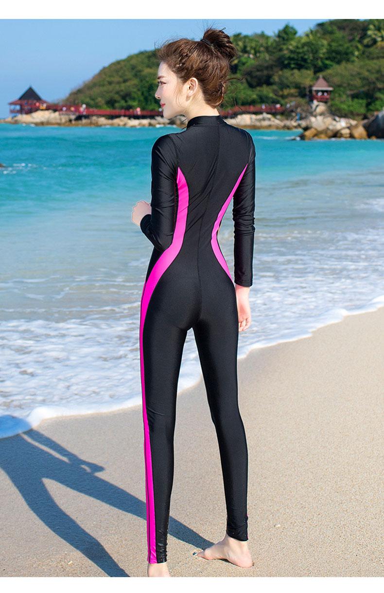 Women wetsuit 23