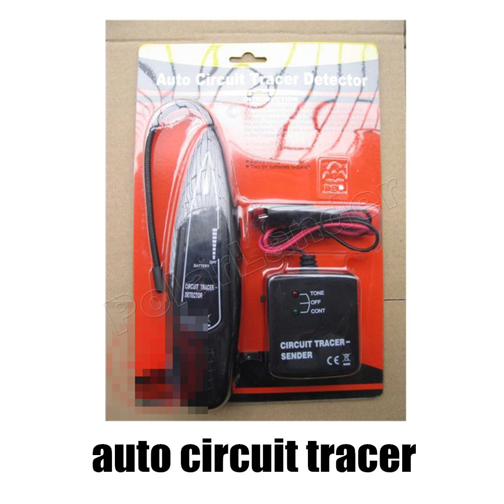 Car Styling New Finder Detector Short Circuit Finder Short