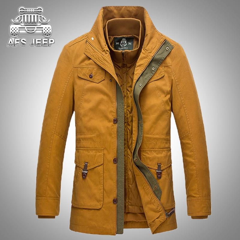 Winter font b Jacket b font Cold Proof Parka 30 Degree Under Zero Cotton Linner Warm