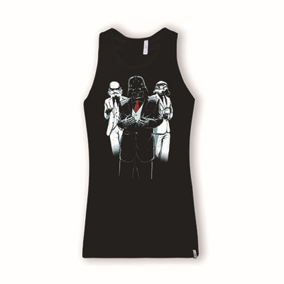 8604ea598df2a1 Join The Empire Fashion Star Wars Adult Tanks Tops Men s Sleeveless  Yoda Darth Vader Storm