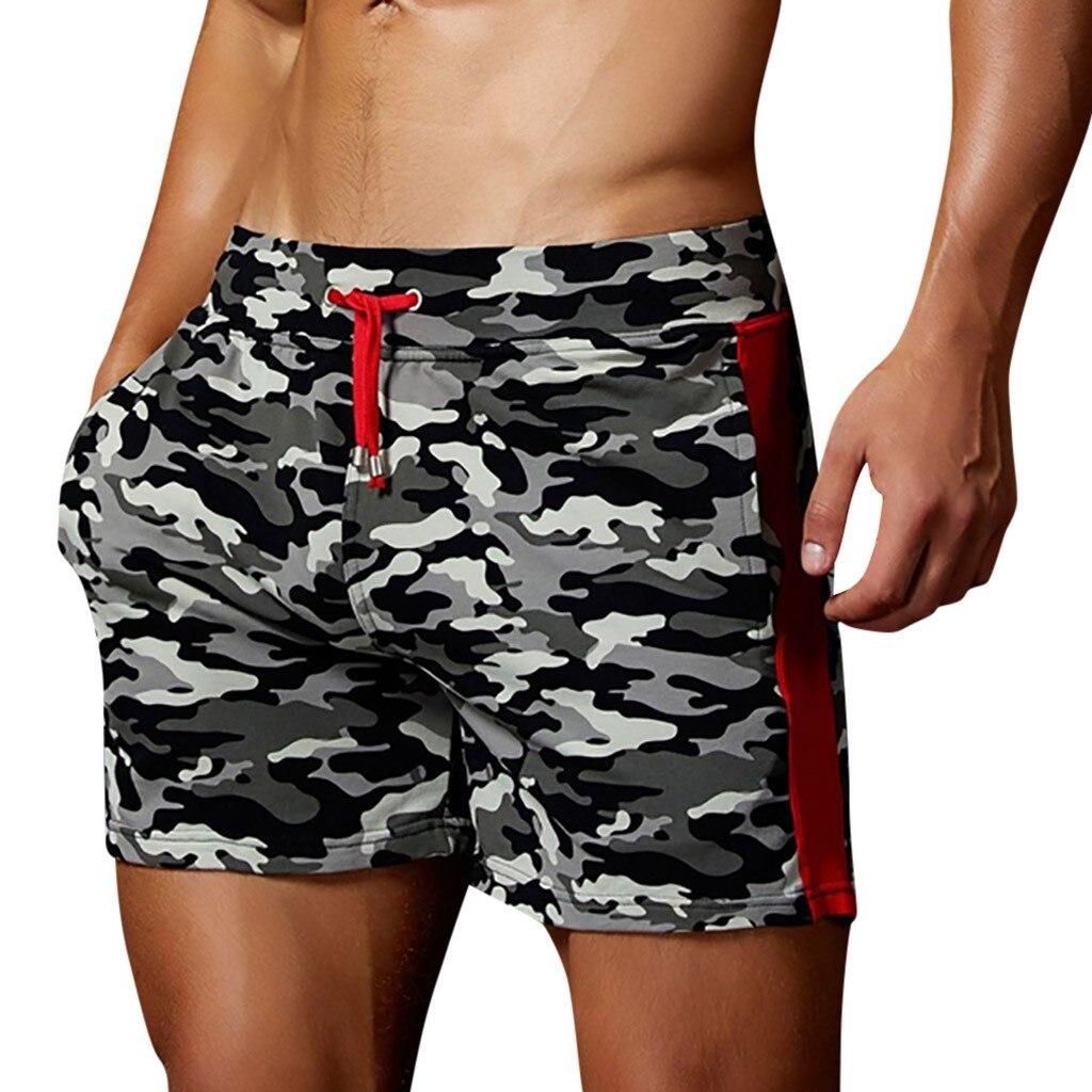 Mens Swimwear Swim   Shorts   Trunks Beach   Board     Shorts   Swimming   Short   Pants Swimsuits Mens Running Beach Surffing   shorts   Quick Dry