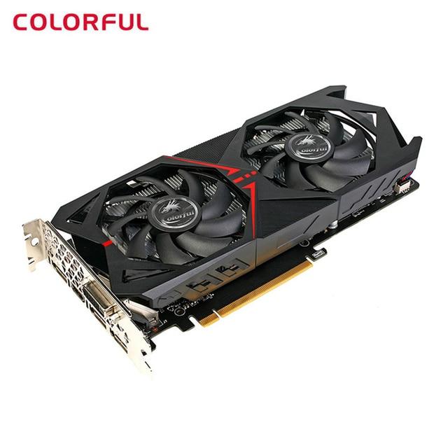 Kolorowe Gddr5 Karta Graficzna Nvidia Geforce Gtx 1060 6g Wideo 1506