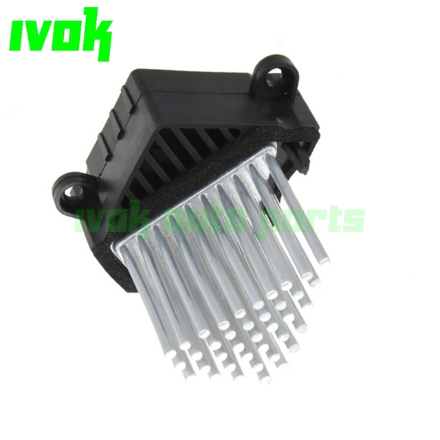 High Quality Heater Blower Fan Motor Final Stage Resistor for BMW 3/5 Series E46 E39 E83 E53 X3 X5 M5 64116923204 6923204