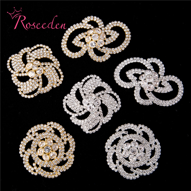 914d5be5b High quality brooch pin wedding bouquets classic bridal apparel accessories  Crystal rhinestone brooches for woman image