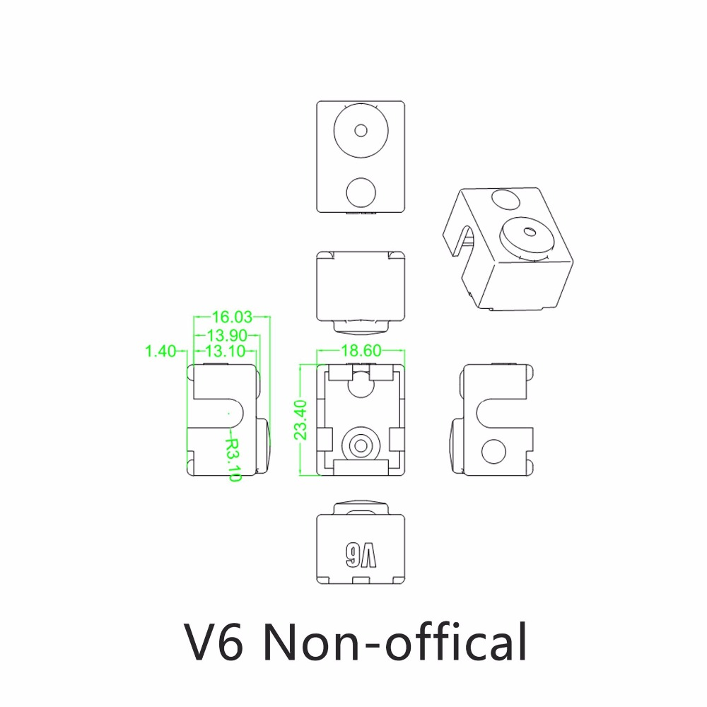V6 Non-offical