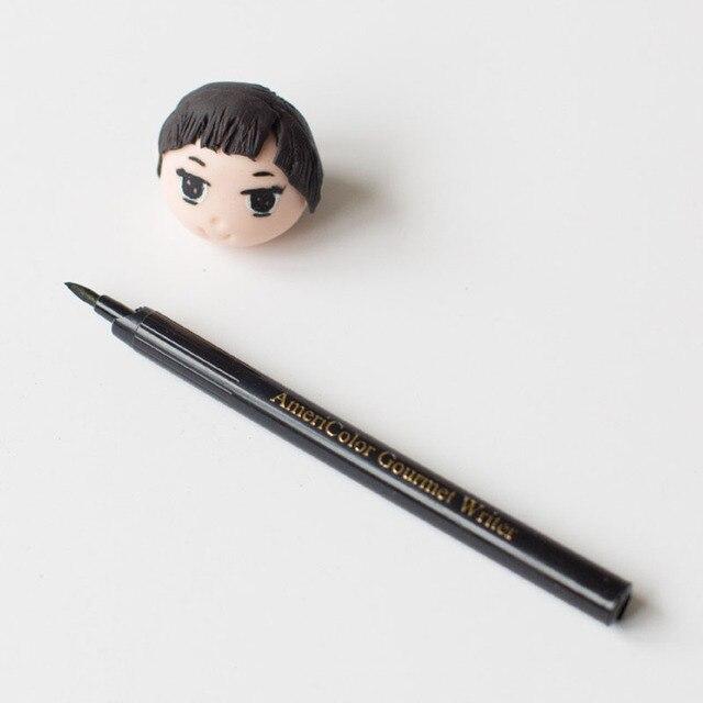 1 pcs Americolor Food Color Pen Edible Pigment Pens Dye Agent ...
