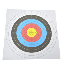 4 Pcs Archery Shooting Target Paper 60x60cm Size Thickened Coated