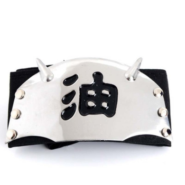 Fashionable Classic Unisex Naruto Forehead Guard