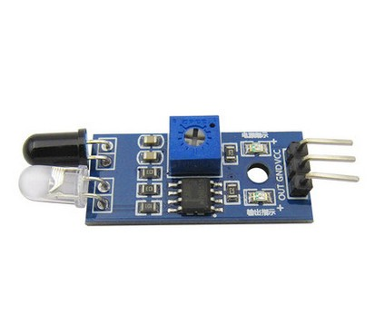 Infrared Barrier Module Obstacle Avoidance Car Sensor Identification Adjustable