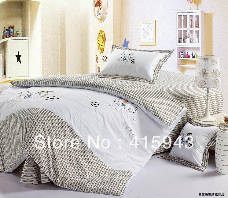 /Dog Print Comforter Kids Bedding Set Children Duvet Cover Set /comforter  Set /bed Sheet /animal Print Comforter Sets Queen In Bedding Sets From Home  ...