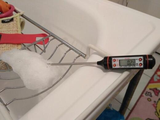 HiDANCE Elektroniczny termometr cyfrowy przyrządomierze areometr - Przyrządy pomiarowe - Zdjęcie 5