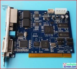 Image 3 - Vollfarb led display sender karte max unterstützung 2048*1365 pixel, ledvison syc sender karte s2, ersetzen älteren t7 farblicht it7