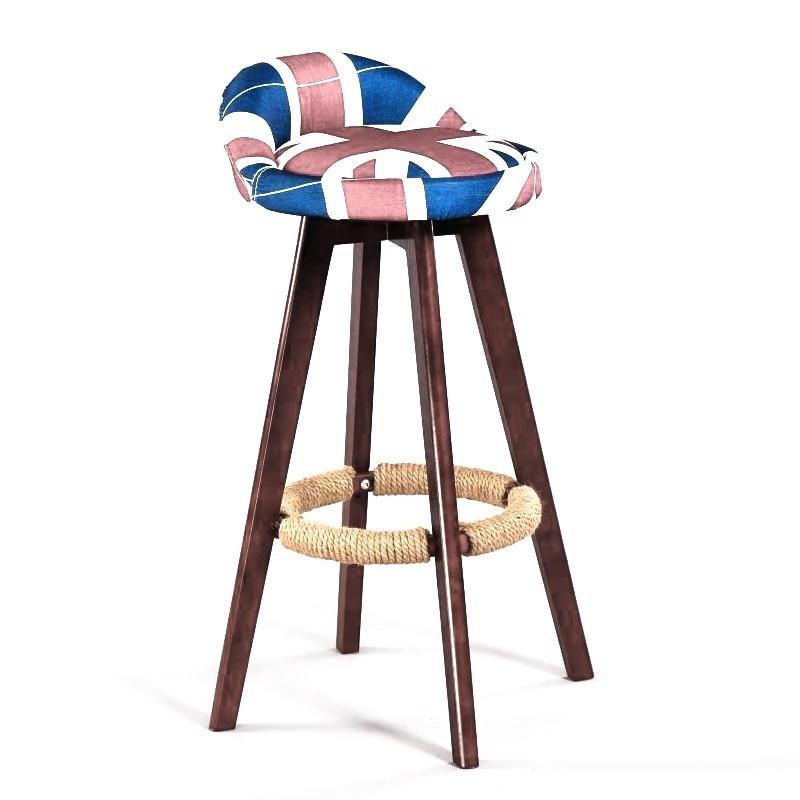 Bar Furniture Fauteuil Sedia Stoel Sgabello Barkrukken Bancos Moderno Taburete De La Barra Sandalyeler Silla Cadeira Stool Modern Bar Chair Beautiful In Colour Furniture