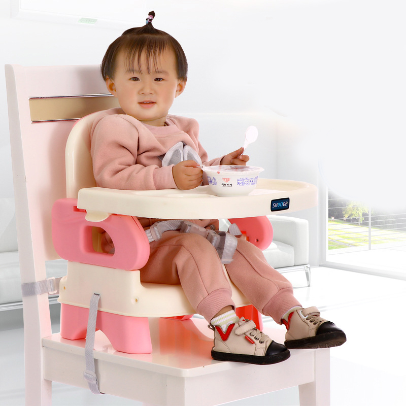 Portable Fold Baby Sitting Chair For Feeding Child Childred Kids Armchair Safety Seat Baby Kids Folding Chairs Stool Dining Home
