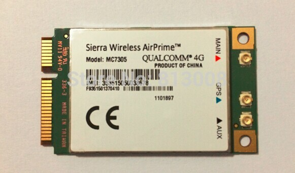 MC7305 Sierra Wireless Mini PCIE LTE 4G AirPrime WCDMA GSM GPRS GNSS Multi-operator Module 100% New Original Distributor stock