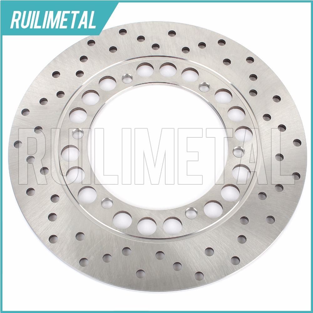 Rear Brake Disc Rotor for YAMAHA TDM TRX 850 900 A ABS YZF 1000 R Thunderace R1 1997 1998 1999 2000 2001 97 98 99 00 01 mfs motor front rear brake discs rotor for yamaha yzfr1 1998 1999 2000 2001 yzfr6 1998 1999 2000 2001 2002 yzf r6 98 02 gold