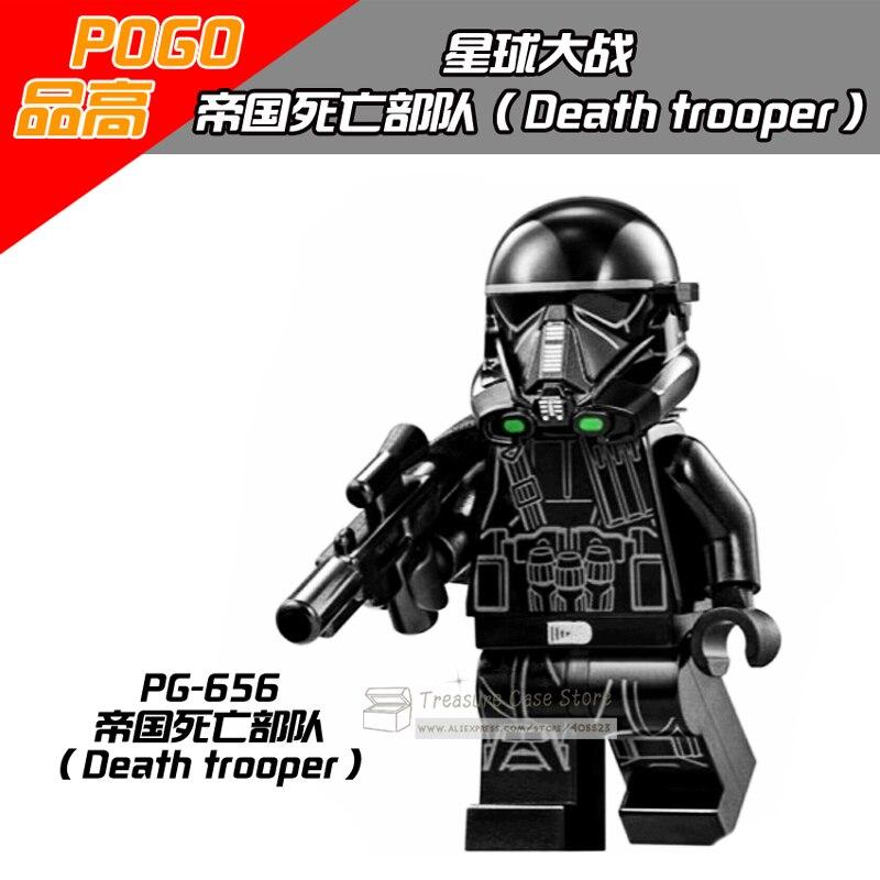 PG656  Death Trooper Figure Star Wars Building Toys Blocks