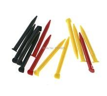 100 adet/grup Yeni 2 DSXL II Dokunmatik kalem Plastik Dokunmatik Ekran Stylus Kalem Nintendo Yeni 2ds LL xl dokunmatik Kalem