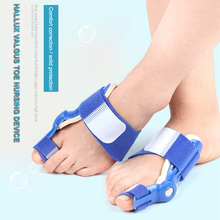 Toe Hallux Valgus Orthosis Foot Care Thumb Corrector Aligner Support