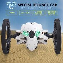 Сильный jumping sumo подключен игрушка мини RC автомобилей 2.4 ГГц специальный автомобиль отказов с гибкой Колёса Дистанционное управление автомобиля