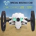 Sumo de Salto fortes Conectado Brinquedo Mini Carro RC 2.4 GHz Salto Especial Carro de Controle Remoto Carro Com Rodas Flexíveis