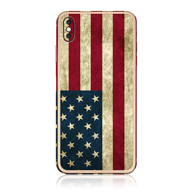 Hot Sale Skin Decal Wrap Stickers Case For IPhone Xs Max Cover Self Adhesive Protective Scratch Proof Waterproof