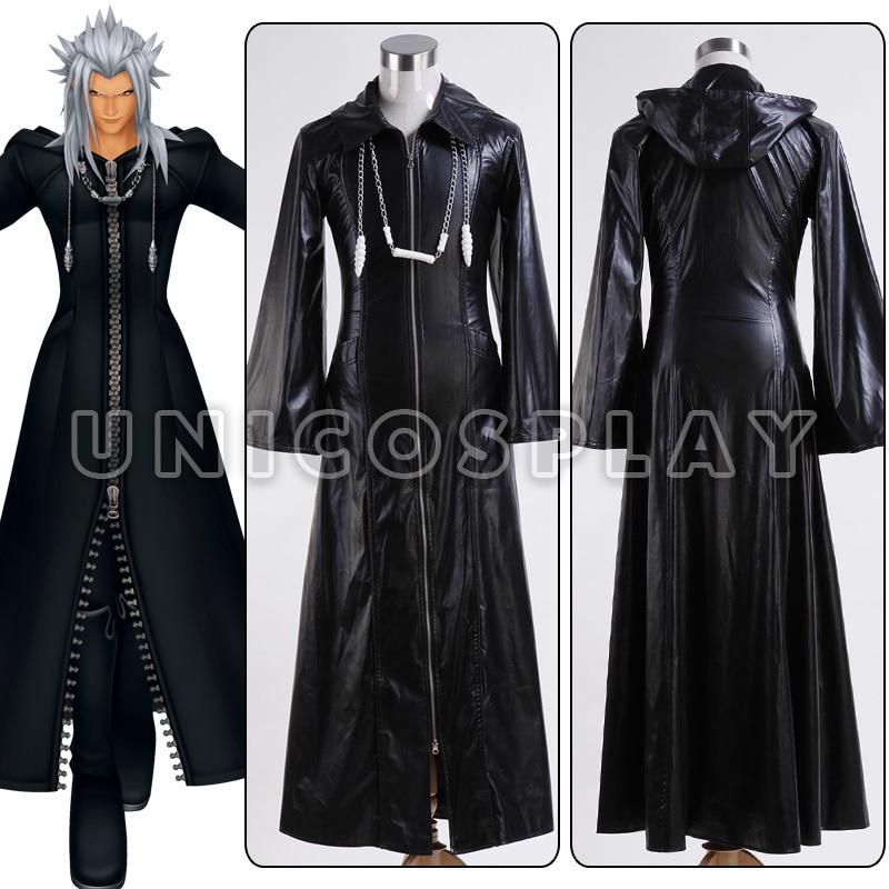 Organisatie XIII Kingdom Hearts 2 Cosplay - Carnavalskostuums