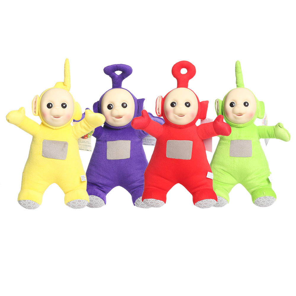 Genuine antenna baby standing posture doll doll plush toy doll children early childhood gifts